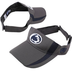 Penn State Nittany Lions Visor Performance Charcoal Navy Nittany Lions (PSU)