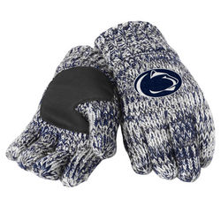 Penn State Nittany Lions Warm Winter Gloves Nittany Lions (PSU) GLVNCPEAKPSE
