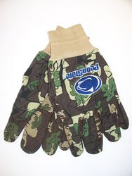 Penn State Nittany Lions Work Gloves Camo Nittany Lions (PSU)