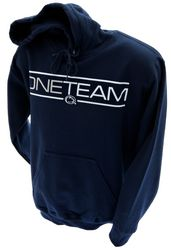 Penn State One Team Hooded Sweatshirt Navy Nittany Lions (PSU)