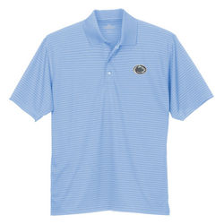 Penn State Performance Polo Tonal Strip Course Blue Nittany Lions (PSU)
