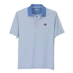 Penn State Polo Shirt Striped Light Blue Nittany Lions (PSU) 2933