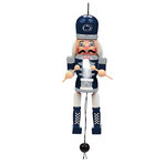 Penn State Pull String Wooden Nutcracker Ornament Nittany Lions (PSU)