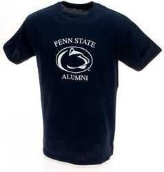 Penn State T-Shirt Navy Alumni with Lion Head Nittany Lions (PSU)