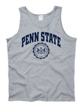 Penn State Tank Top Official Seal Gray Nittany Lions (PSU)