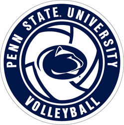Penn State Volleyball Magnet Nittany Lions (PSU)