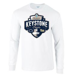 Penn State Vs Pitt Keystone Classic Long Sleeve Shirt White Nittany Lions (PSU)