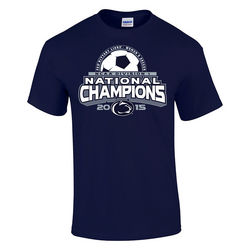 Penn State Women's Soccer National Champs T-Shirt 2015 Nittany Lions (PSU)