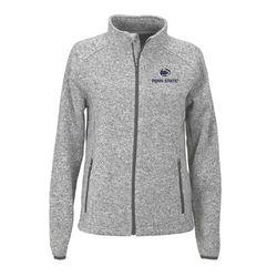 Penn State Women's Sweater Fleece Jacket Nittany Lions (PSU) 3306