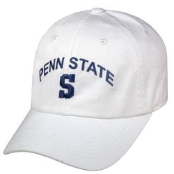 Penn State Womens Hat Arching Over S White Nittany Lions (PSU)