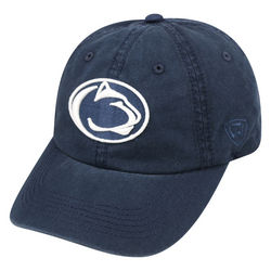 Penn State Womens Hat Navy Lion Head Relaxed Fit Nittany Lions (PSU)