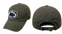 Penn State Youth Hat Charcoal Buckle Back Nittany Lions (PSU)