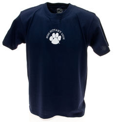 Penn State Youth T-Shirt Navy Mini Nittany Lion Nittany Lions (PSU)