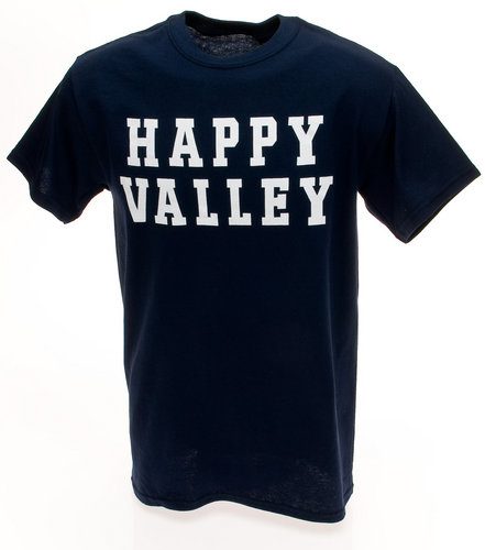 Happy Valley T-Shirt Navy