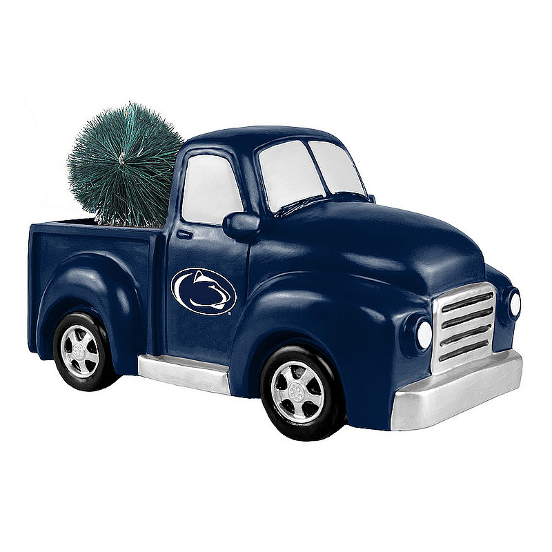 Penn State Truck With Tree Table Top Decoration