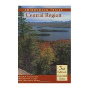 Adironack Mountain Club Adirondacks Trails - Central Region 101707 (Adironack Mountain Club)