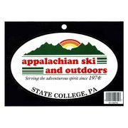 Appalachian Outdoors Appalachian Outdoors Sticker ASOSTICKER (Appalachian Outdoors)
