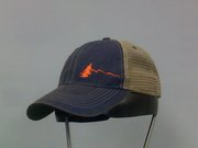 Appalachian Outdoors Blue Trucker Hat 243641 (Appalachian Outdoors)