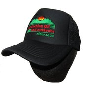 Atlantic Coast Cotton Appalachian Outdoors Trucker Hat 3803 (Atlantic Coast Cotton)