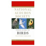 Audubon Society Field Guide to North American Birds - Western Region 103851 (Audubon Society)