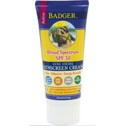 Badger All-Natural Sunscreen Cream - SPF30 Lavender 47031 (Badger)