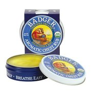 Badger Aromatic Chest Rub - 2 oz Tin 24001 (Badger)