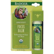 Badger Focus Balm Aromatherapy 48042 (Badger)
