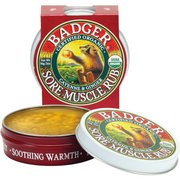 Badger Sore Muscle Rub 2 oz 23001 (Badger)