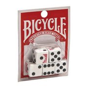 Bicycle Regular Dice 325599 (Bicycle)