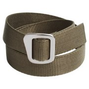 Bison Designs Millennium Belt with Gun Metal Buckle 563 (Bison Designs)