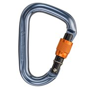 Black Diamond Equipment Mini Pearabiner Screwgate Carabiner BD210074 (Black Diamond Equipment)