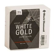 Black Diamond Equipment White Gold Climbing Chalk -- 56g block 550499 (Black Diamond Equipment)