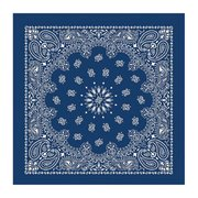 Carolina Mfg Blue Bandanna 518051 (Carolina Mfg)