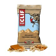 Clif Bar Peanut Toffee Buzz Energy Bar 160028 (Clif Bar)