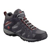 Columbia Sportswear Men's Redmond Mid Waterproof Hiking Boots 1553591 (Columbia Sportswear)