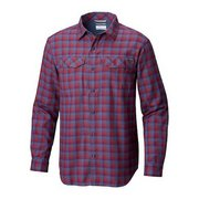 Columbia Sportswear Men's Silver Ridge Flannel Long Sleeve Shirt 1681631 (Columbia Sportswear)