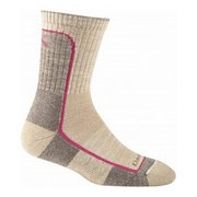 Darn Tough Women's Light Hiker Micro Crew Light Cushion Socks 1912 (Darn Tough)