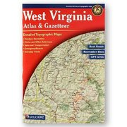 Delorme Mapping Company West Virginia State Atlas & Gazetteer 240048 (Delorme Mapping Company)