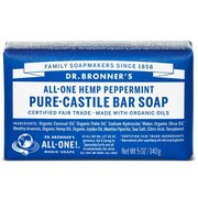 Dr. Bronner's Peppermint Bar Soap 371530 (Dr. Bronner's)