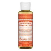 Dr. Bronner's Tea Tree Liquid Soap--4 oz 371555 (Dr. Bronner's)