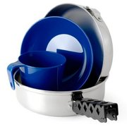 Gsi Outdoors Glacier Stainless Mess Kit 68120 (Gsi Outdoors)