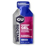 Gu Roctane Blueberry Pomegranate Energy Gel 123065 (Gu)