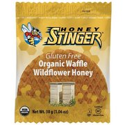 Honey Stinger GF Wildflower Honey Waffle 76316 (Honey Stinger)