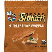 Honey Stinger Organic Gingersnap Waffles 74716 (Honey Stinger)