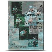 Joe Humphreys A Casting Approach to Nymphing Tactics DVD JOEHNYMPHTACTICS (Joe Humphreys)