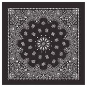 Liberty Mountain Black Bandana 518052 (Liberty Mountain)