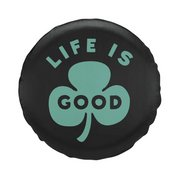 Life is good Clover Tire Cover 48411 (Life is good)