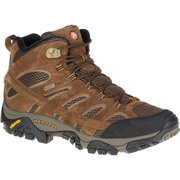 Merrell Men's Moab 2 Mid Waterproof Boot Wide J06051W (Merrell)