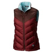 Mountain Hardwear Women's Ratio Down Vest 1677521 (Mountain Hardwear)