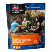 Mountain House Chcken Teriyaki 20 Oz Meal 53124 (Mountain House)